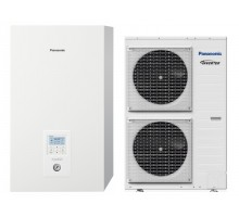 Тепловой насос Panasonic AQUAREA WH-UD12HE5-1/WH-SDC12H6E5-1 High Performance