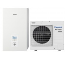Тепловой насос Panasonic AQUAREA WH-UD09HE5-1/WH-SDC09H3E5-1 High Performance